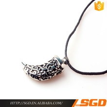 Promotions High-End Handmade Best Factory Direct Special Design Silver Necklace Men