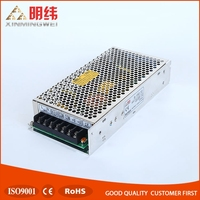 High efficiency adjustable power supply, 12V 150W switch mode power supply