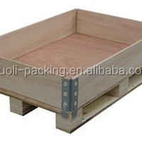 1200 1000 200mm Collapsible Pallet Box