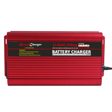 Universal Cute Portable 12.6V 10A lithium ion battery charger