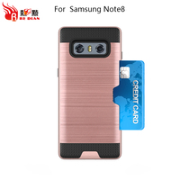 360 degree cover case for samsung galaxy note 8 hybird smart phone case,mobile phone case cover for samsung galaxy note 8