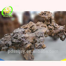 hot sale Alsophila Spinulosa Tree root craft for decoration antique wooden statue