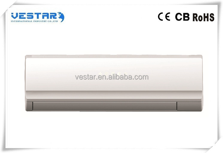 Vestar home appliance wall split air conditioner indoor unit from China