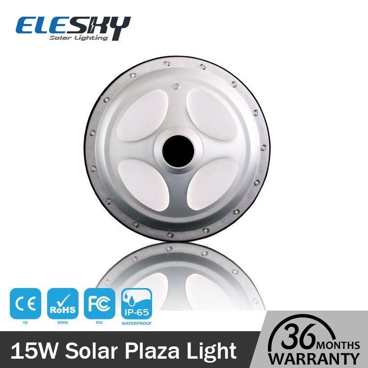 Wholesale LED outdoor waterproof waterproof solar plaza lights