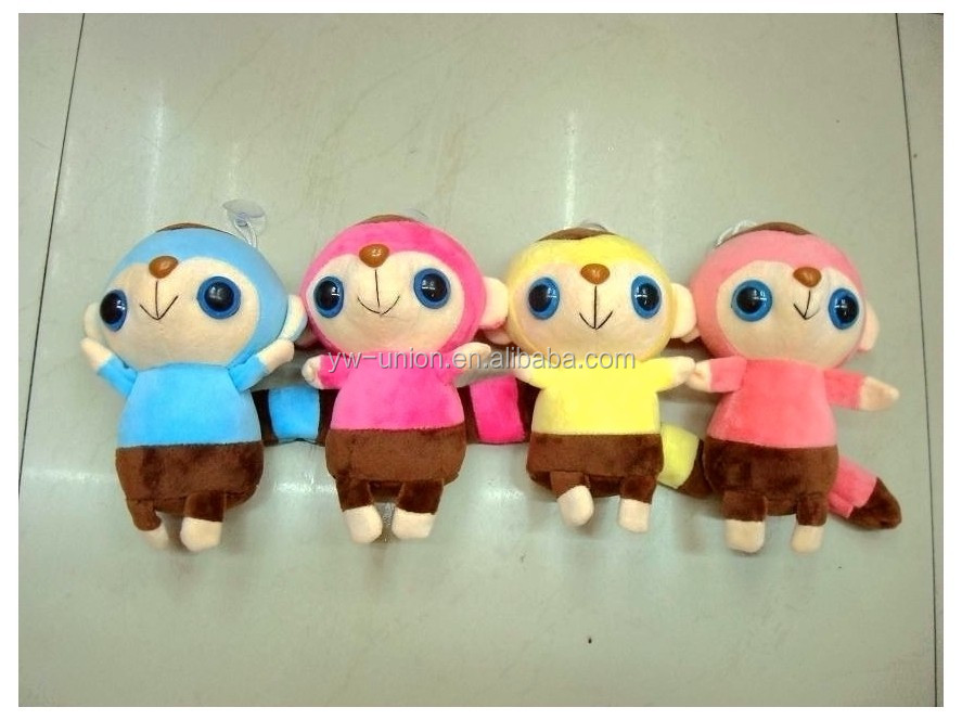 stuffed animals with big eyes / plush animals monkey