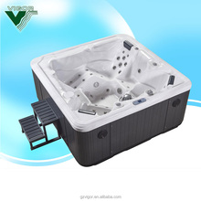 Fashional Outdoor Spas Hot Tubs, portable bathtub