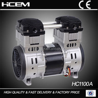 1.1KW oil free silent air compressor pump for medical
