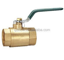 Hot Selling Brass Ball Valve PN40 with Female Threaded