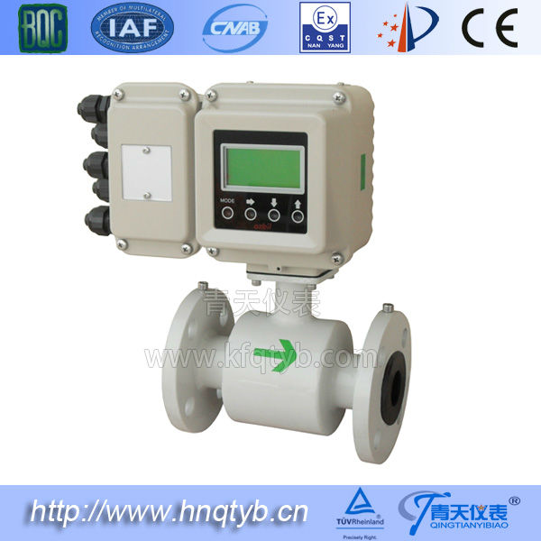 High quality Yamatake converter for water cement flowmeter(ISO9001)
