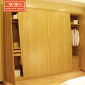 Wholesale custom modern bedroom furniture 6 swing doors wooden wardrobe godrej almirah