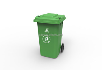 Plastic waste bin, garbage container,waste container 100L