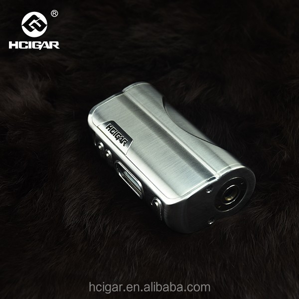 HCigar VT75 single 18650 battery and 26650 battery all avaliable with DNA75 heartbeat
