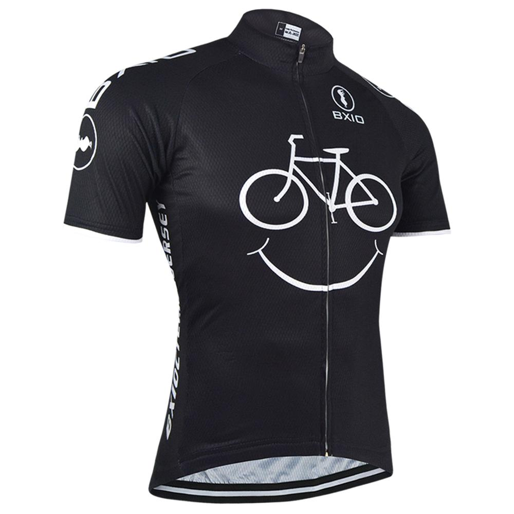 EU Brand BXIO bike clothes jersey ciclismo short sleeve cycling jersey clothing cycling