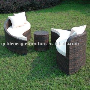Yang Sofa outdoor furniture:yin yang leisure sofa(s0027) - buy outdoor