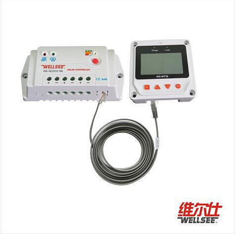 wind charge controller control unit for wind charge controller controller 30A Solar charge and discharge remote controller unit