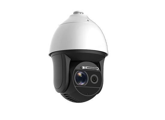 New Arrival 500m IR 8MP HD Laser Auto Detection Tracking PTZ IP Camera DS-2DF8836I5V-AEL(W)