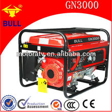Self start Portable 2.5kw Gasoline Generator