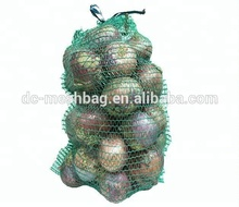 For packing 10kg, 15kg, 20kg Onion mesh bag from China Manufactuer
