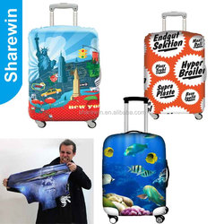 travelling suite case stretch cover,elastic suite case protect cover