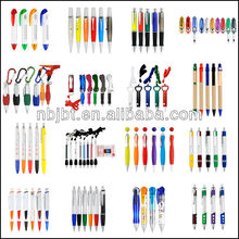Top quality customized promotion plastic pen/plastic ball pen/advertising promotion pen