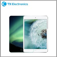 9H hardness tempered glass screen protector for ipad 4 high quality