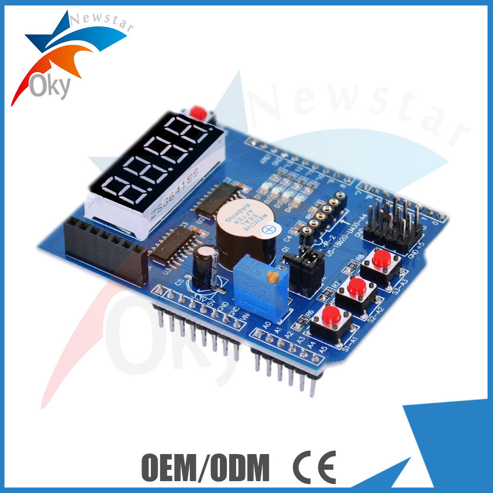 HC - 06 Wireless Bluetooth Transeiver Module Serial for Arduino DIY Project