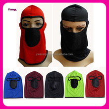 Stock Wholesale Children Spandex Polyester Windproof Kids' Balaclava Full Face Mask for Motorcycle Bike Riding