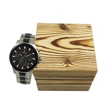 Top Quality Zebra Wooden Watch Boxes Cases for Watch,Watch Display Box