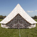 Factory sale canvas bell tent