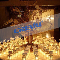Wedding party decoration super bright white submersible led tea lights supplies