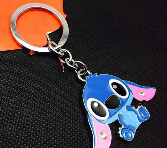 Customized animal shape soft rubber/ soft PVC key chain