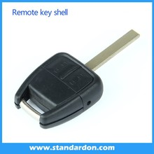Accessoires de voiture à distance Case Shell Key pour OPEL VAUXHALL Vectra Zafira Omega Astra 2 bouton
