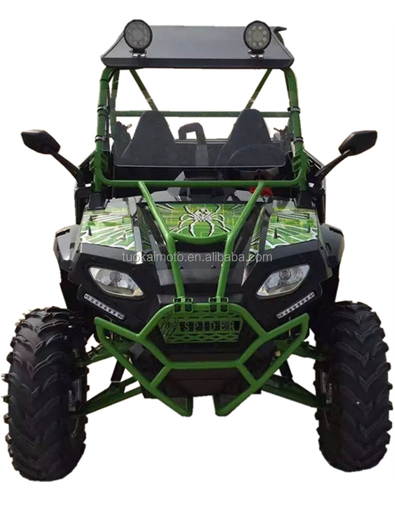 Full roll cage Bumper buggy 250cc shaft China 250cc utv (TKG250-A3)