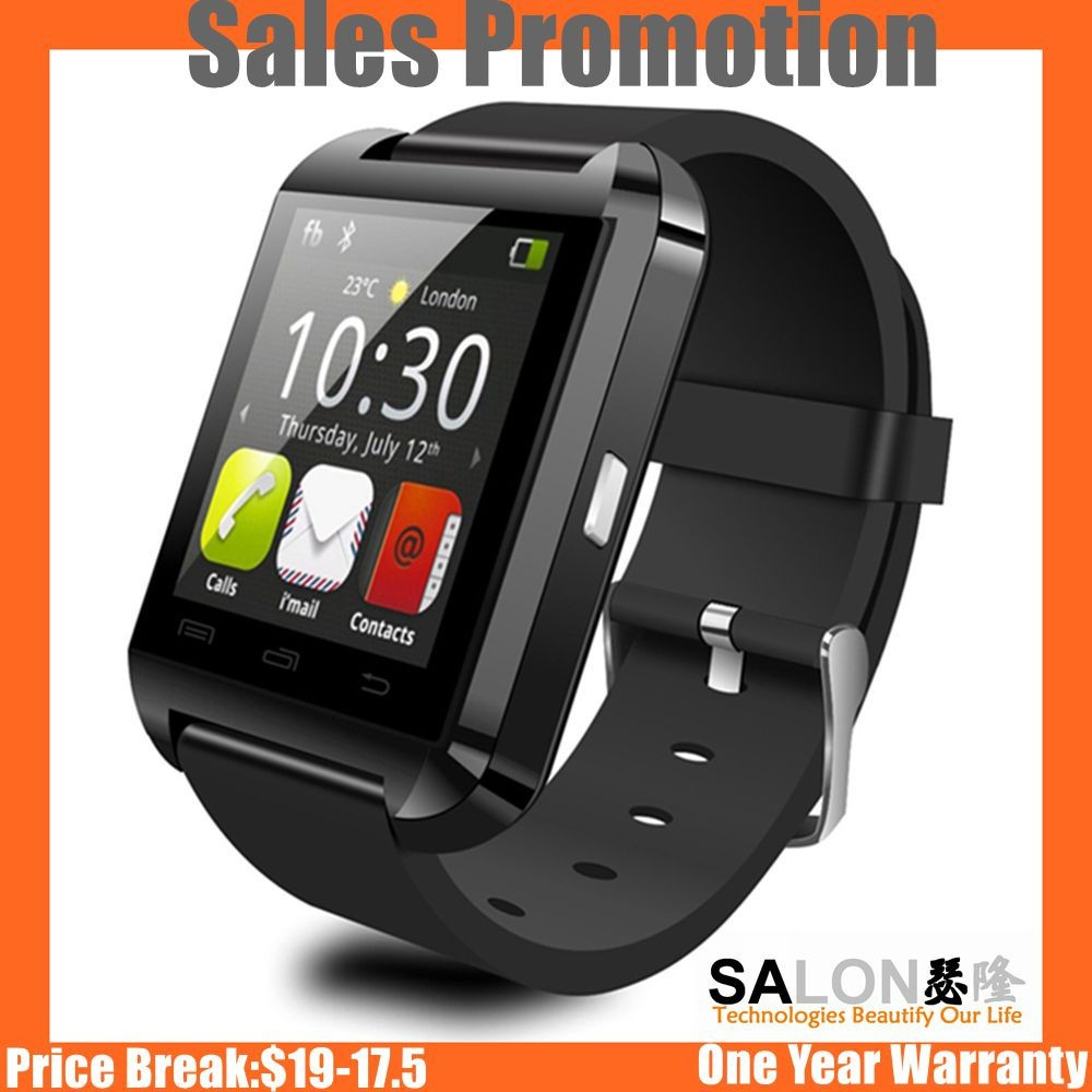 2017 sport U8 smart watch connect with smart phone, bluetooth watch phone China supplier, <strong>u</strong> watch <strong>u</strong> 8
