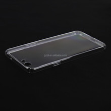 Crystal plastic back cover for oppo A59,ultra slim clear case 360 phone cover