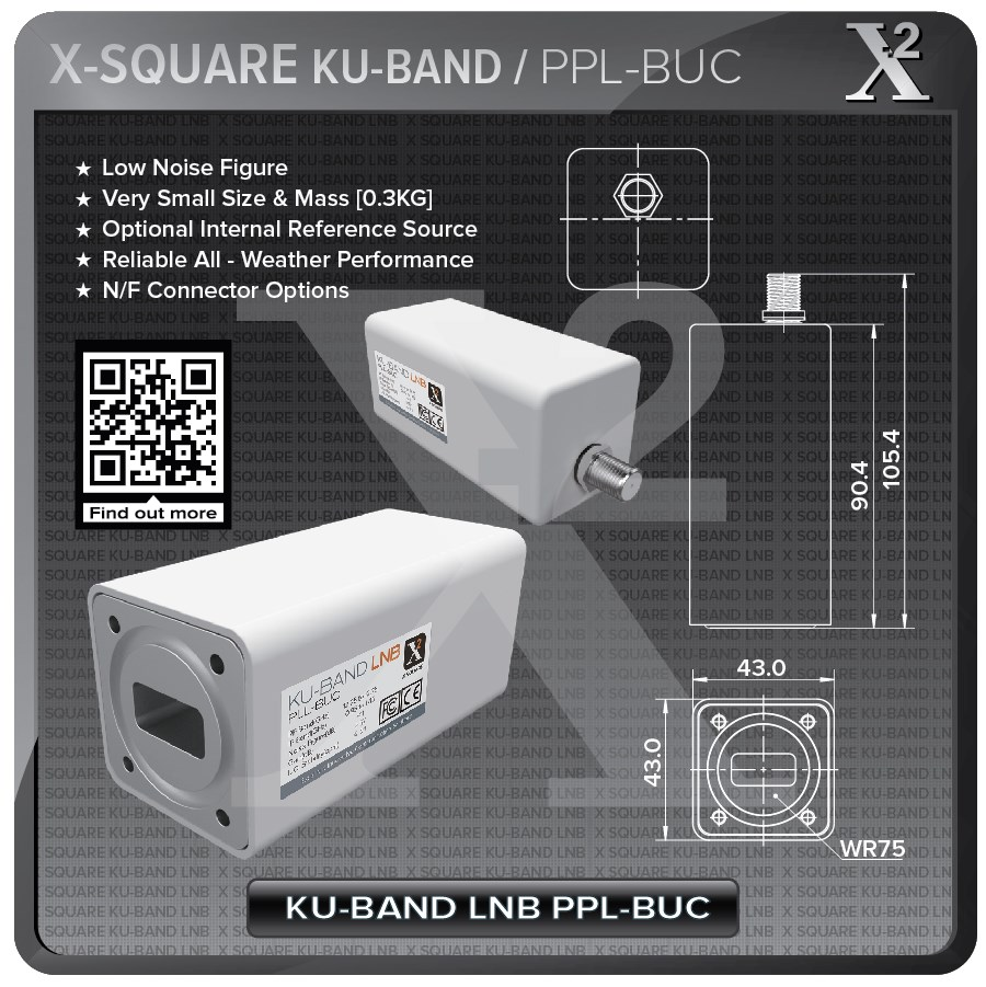 2017 HOT MODEL KU BAND VSAT LNB
