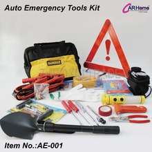 Auto Emergency Tools Kit/Car First Aid Kit/ Auto Roadside Emergency Tool Kit Bag