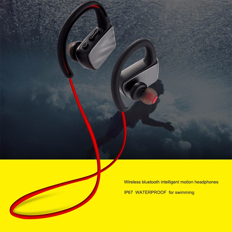 Mobile Phone Accessories Factory Wholesale Bluetooth Headset, FT-U2 Waterproof IPX7 Sports Mini Wireless Bluetooth Earphone!