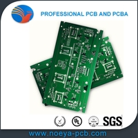 Cell Phone Double Sided Rigid-Flex PCB Board