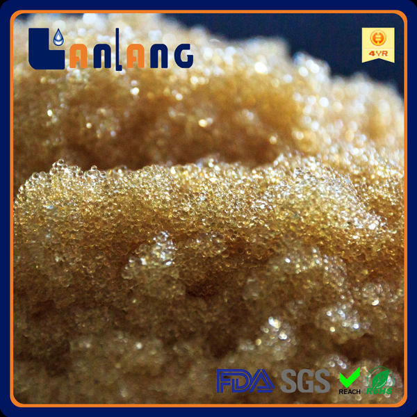 China ion exchange resin price desalination wholesalers