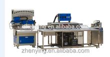 PVC plastic shoe sole making machine