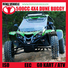 RENLI 500cc 4x4 EEC military vehicles water and land atv