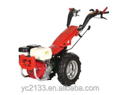 multipurpose two wheel garden walking tractor mini power tiller