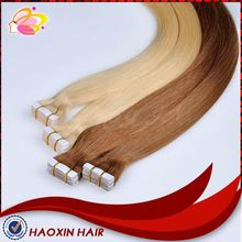Tape Hair Extension Wholesale Brazilian Human Hair Extension