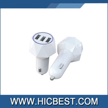 high speed micro auto charger for tablets and cell phone