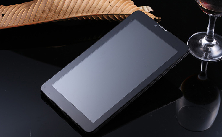 "7"" Google Android 4.4 OS Quad Core Tablet PC 8GB Wifi Dual Cameras Bluetooth GPS"