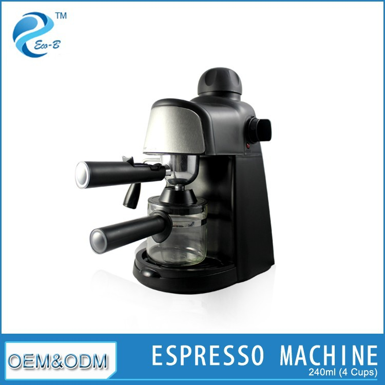 2017 Hot Sale Cappuccino Coffee And Espresso Machine