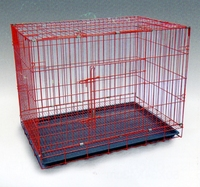 wire steel pet cage /wire rabbit cage