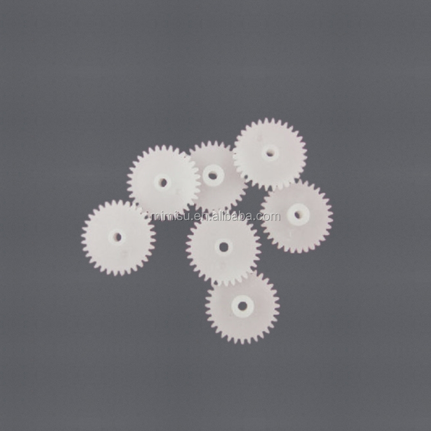 M0.3 China factory supply 3D printer mold plastic <strong>gear</strong> for clock