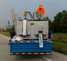 Road Marking Paint Preheater/ Thermoplastic Powder Paint Preheater